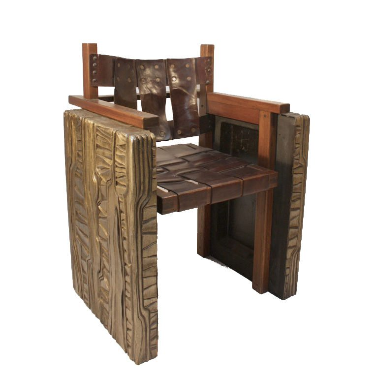Awesome Paul Evans Cube /Club Chair · 8482_1266933153_2 8482_1266933153_4