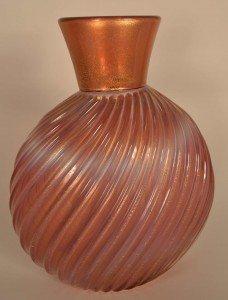 Pink Italian Vase 1