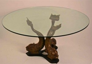 dolphin table