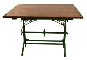 greenvintagedraftingtable1