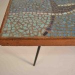 mosaic table 1
