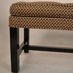 upholstered bench 2
